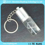 Fashion Cylinder Shape Crystal USB Stick (ZYF1505)