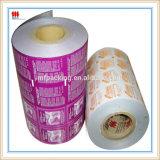 Alcohol Swab Packing Aluminium Foil Paper