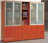 High Quality Wooden File Cabinet Boss Office Bookcase Office