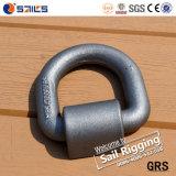 Rigging Hardware Self-Color Carbon Steel D Ring