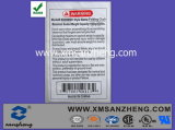 Washable Garment Care Labels