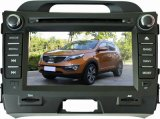 Android Car DVD for KIA Sportage R with 3G, WiFi, 1g RAM, 4GB Nand, DVR (LZT-8707)