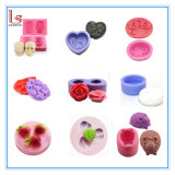 DIY 3D Handmade Silicone Soap Molds