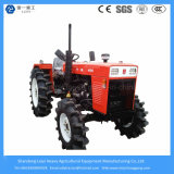 China Mini Garden Four Wheel Tractor Export with Electric Start
