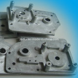 High Quality Top Precise Zinc Die Casting Gear Plate for The Motor with CNC Machining