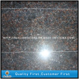 Natural Tan Brown Granite Floor/Wall Tiles for Kitchen & Shower