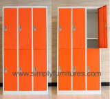 Campus Metal Lockable Storage Wardrobe