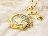 Pointed Star Fashion Custom Pocket Watch