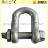 Us Type Drop Forged G2150 Shackle Factory Price