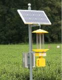 Integrated Solar Outdoor Pest Killer Light/Insecticide Lamp