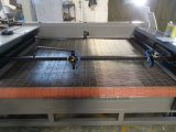 High Speed 1800mm*1300mm Double Heads CNC CO2 Laser Cutting Machine