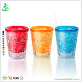 1.75oz Multicolor Shot Glass Font Cup with Ice Gel (FB-A14)