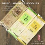 Dried Instant Japanese Noodles (Udon, Ramen, Soba)