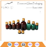 Health Smoke Oil Glass Bottle for E Cigarette