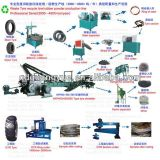 Waste Tyre Recycling Machine for Rubber Powder