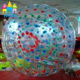 Finego Inflatable Shinning Grass Ball Water Bumper Ball Body Zorb Ball