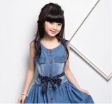 Best Wholesale Price for Casual Girl New Jean Dress