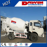 Competitive Quality 6cbm Concrete Mixer Truck China Supplier Dawin