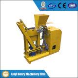 Clay Brick Machine Hr1-25 Soil Interlocking Block Machine