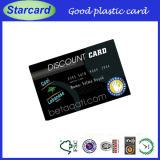 Thermal Print Card Number PVC Membership Card