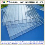 Polycarbonate Plastic Sheet with High Qaulity for Packing/Advertising/Decoration