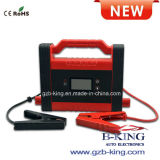 1200A Capacitor Car Jumpstarter Power Bank (with Backup Battery)