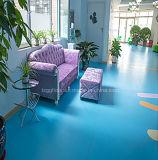 Factory Price Guled Back PVC Flooring Vinyl in Roll