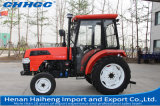 Farm Tractor 55HP Yto Engine Agricultural Tractor with Cabin
