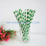 Stripe Colorfully Party Paper Straws