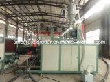 PE HDPE Drainage Sewage Spiral Pipe Extrusion Line Machine 2400mm 800mm