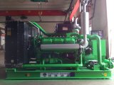 Industrial Generators Top Quality China Lvhuan 150kw Wood Chip and Crop Biomass Gas Generator Set Water Cooled Fow Mini Power Plant Cooking