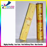 Yellow Printing Slim Tube Packaging Box