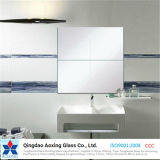 Clear/Color Toughened/Float Silver/Aluminium Mirror for Home