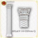 White Roman Column Wedding Pillars for Wedding Decoration