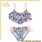 Newest Custom Two Piece Swimwear Lovely Bikini Child Girl