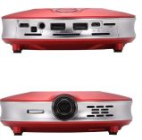 Mini Smart Pocket Multimedia Projector for Home/Office/Outdoor (X9)