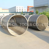 Duplex Stainless Steel 2205 Passive Water Intake Screens for Water Desalination