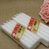12g White Candles for Dubai/Africa Candles Made in China