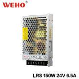 Weho Slim Type 150W 24V LED Power Supply (LRS-150-24)