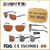 Fashion Design Polarized Sunglasses with Alloy Frame for Men (BAM0012)
