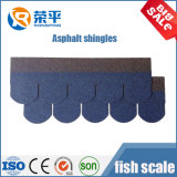 Fish Scale Asphalt Shingle for Philippines