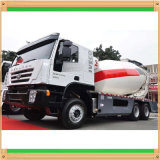 Iveco 6X4 12000liters Cement Drum Concrete Mixing Truck