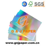 Good Quality Customized Design Holographic Printing Paper