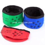 Pet Products Nylon Travel Collapsible Dog Bowl, Dog Supply
