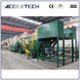 Used Pet Flakes Bottle Washing Recycling Line