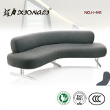 H441 Modern Office Leaisure Combined Sofa Set 1+1+3