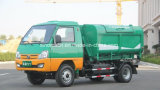 Cheapest/Lowest Removable Mini Detachable Container Garbage Truck (Garbage collector)