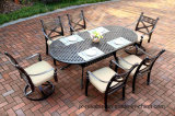 Elegant 7 PC Garden Furniture Dining Set