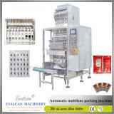 Sachet Body Lotion Stick Filling Packaging Machine