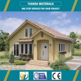 Ce Certificated Steel Frame Residential Prefab House